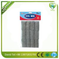 Wholesale best kitchen products steel wool roll low price from china suppliers