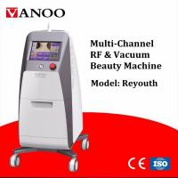Wholesale Rf Vacuum Body Shaper Slimming Machine Fat Removal Body Cavitation Machine from china suppliers