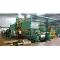 Best Carbon Steel 6 Hi Cold Rolling Mill , Hydraulic Pressure Down Cold Rolling Machine wholesale