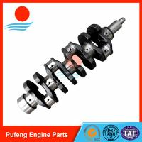 Wholesale Forklift truck replacement Nissan crankshaft QD32 12201-EW406 casting alloy iron from china suppliers