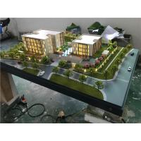 China 1/75 scale architectural mockup , maquette model kit for marketing launch on sale