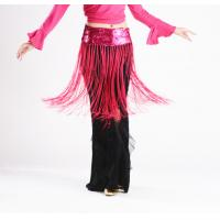 Buy cheap Sequin Stretchy Belt Belly Dance Hip Scarf 33cm - 50cm Width from wholesalers