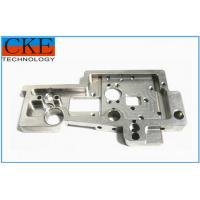 China Grinding Stainless Steel Machined Parts / Carbon Steel BLock For Machine Tool on sale
