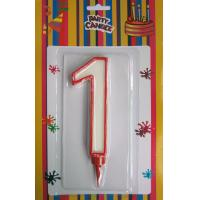 Wholesale Big Number Candles Birthday Candles (SZC3-0040) from china suppliers