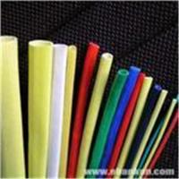 Wholesale silicon rubber coated glass sleeving,GLASS FIBER SLEEVE, from china suppliers