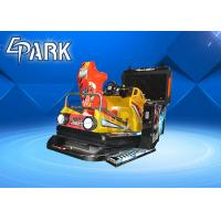 China Leader Game 3d racing simulator rocking seat full motion driving car machine for sale