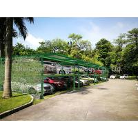 Chinese manufacturer KYT 2 layers type B car parking system for large car