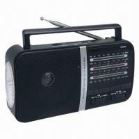 Wholesale FM Radio with USB/Card Player, Torch Function from china suppliers