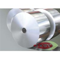 1040mm Wide Aluminium Foil Roll , AL Foil Jumbo Roll Heat And Acoustic Insulation