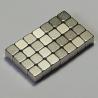 N35 Zn coating block sintered permanent neodymium magnet for loudspeakers for sale