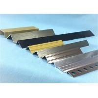 Wholesale Angel Shape 6463 T5 Aluminium Edging Strip , House Decoration Aluminum Extruded Products from china suppliers