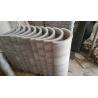 Marble Columns Guangxi White Marble Doric Columns China Carrara White Marble Pillars for sale