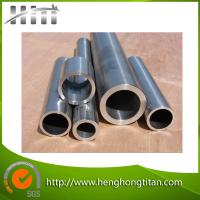 China HHT High Quality ASTM B861 Gr5 Titanium and Titanium Alloy Pipe for sale