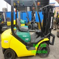 Wholesale 3 ton forklift 3 ton komatsu used  FORKLIFT from china suppliers