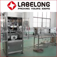 22KW Automatic Labeling Machine 304 Stainless Steel PVC Shrink Label for sale