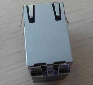 Female RJ45 USB Connector , Network Cable Jack For Modem / Router / Net Splitter
