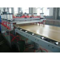 Muliti - Function Foam Plate Making Machine For Making Foam Board