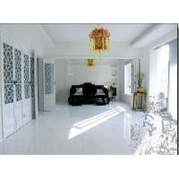 Wholesale Pure White Free Hole Glass Tiles for Countertop from china suppliers