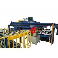China Full Automatic And High Capacity Magnesium Oxide Plate Making Machine on sale