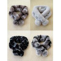 Wholesale Rex Rabbit Knitted Scarf from china suppliers