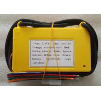 Yellow Industrial Electric Pulse Igniter Ignition KINGRAY F103 - 12VY 0.4 Kg