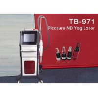 Buy cheap Picosecond Yag Yag Laser Picosure Tattoo Removal Machine Water Cooling from wholesalers