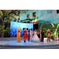 Wholesale P5.95 Outdoor led wall 3500nit - 5500nit full color video rental led display, stage event from china suppliers