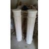 Marble Ionic Column Guangxi White Marble Roman Column China Carrara Marble Doric Column for sale