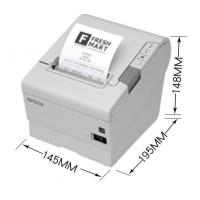 China Epson USB Thermal Receipt Printer 50-60Hz With 203dpi * 203dpi Density for sale
