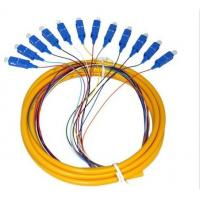 Wholesale Dustproof LC Pigtail Single Mode Low Smoke Zero Halogen Cable Type from china suppliers