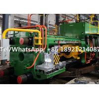China Secondhand aluminium extrusion press machinery for making doors and windows on sale