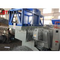 Buy cheap Waste Plastic Crusher Use and PP,etc,PS,Tyre,PE,PET,PVC,PC Plastic Type Plastic from wholesalers