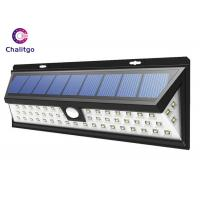 Wholesale 270 Degree Solar Powered Yard Lights Wide Angle Motion Sensor Warm White from china suppliers