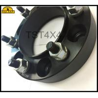 6 / 139.7mm PCD 6 Lugs 1 Inch 6061 Aluminum Alloy Hub Center Wheel Spacer Adapter for sale