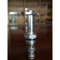 Buy cheap 250 Bar Hydraulic Cartridge Valves / Spool Type 3 Way 2 Position Solenoid Valve from wholesalers