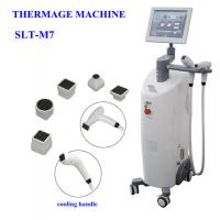 Best Non-invasive Thermage RF Beauty Machine For Scar Removal / Acne Treatment wholesale