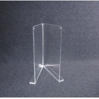 Wholesale COMER Counter display acrylic display stand leaflet holder for mobile phone tablet for retail stores from china suppliers