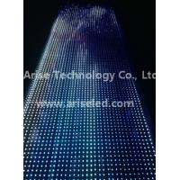 Wholesale LED Mesh indoor outdoor Display P10 P12.5 P16 P31.25 P40 Strip LED Display, Curtain LED Di from china suppliers