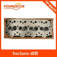 Wholesale Cylinder Head 1997/6 Mitsubishi Fuso Canter FE568C LONG 4D35 ENGINE 4600CC F5SPEED from china suppliers
