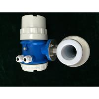 Battery Powered Submersible Flow Meter With GB4208-84 IEC Standard