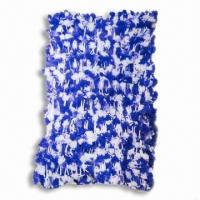 Wholesale Nylon Hand-knitted Scarf, Measures 140 x 18cm Size from china suppliers