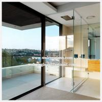 Quality Clear/Frosted/Etched/Sandblast/Printed Glass Partitions for room dividers for sale