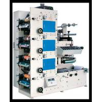Buy cheap Flexographic Label Printing Machine from wholesalers
