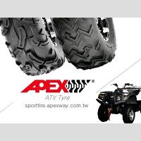 Wholesale APEX ATV/UTV/Quad Tire for 6, 7, 8, 9, 10, 11, 12, 14, 15, 16, 18 inch from china suppliers