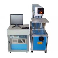 Quality Ceramics CO2 laser marking machine with low power consumption and high for sale