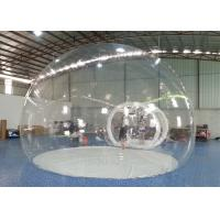 Wholesale Giant PVC Inflatable Bubble Tent Fire Prevention For Camping And Trade Show from china suppliers