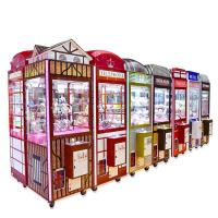 Wholesale 1 Player Crane Claw Machine / Telephone Toy Crane Machine For Shopping Mall from china suppliers