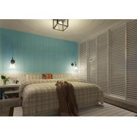 Wholesale Waterproof Home Decoration Wallpaper , Removable Vinyl Contemporary Wall Coverings from china suppliers
