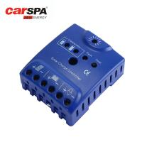 15A Solar Charge Controller , PWM Auto Switch 12v 24v Safe In Operation for sale