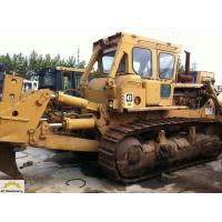 USA Origin Cat D8K Bulldozer , One Shank Ripper Used Cat Dozers 95% Chain for sale